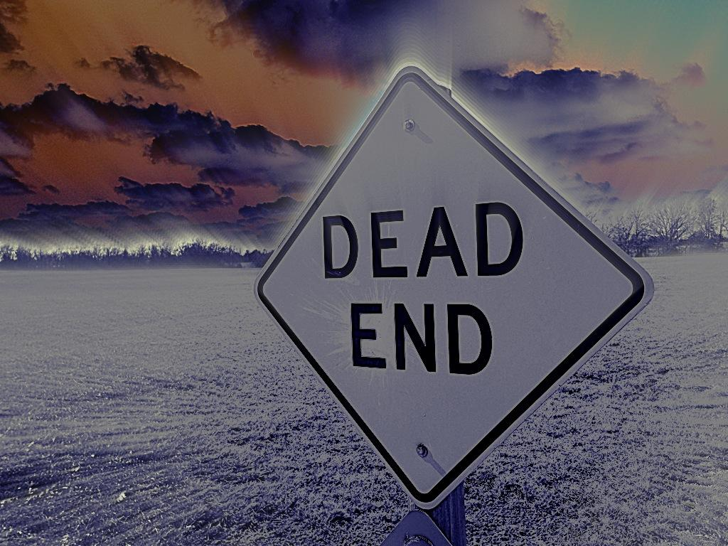 Completionist Dead End