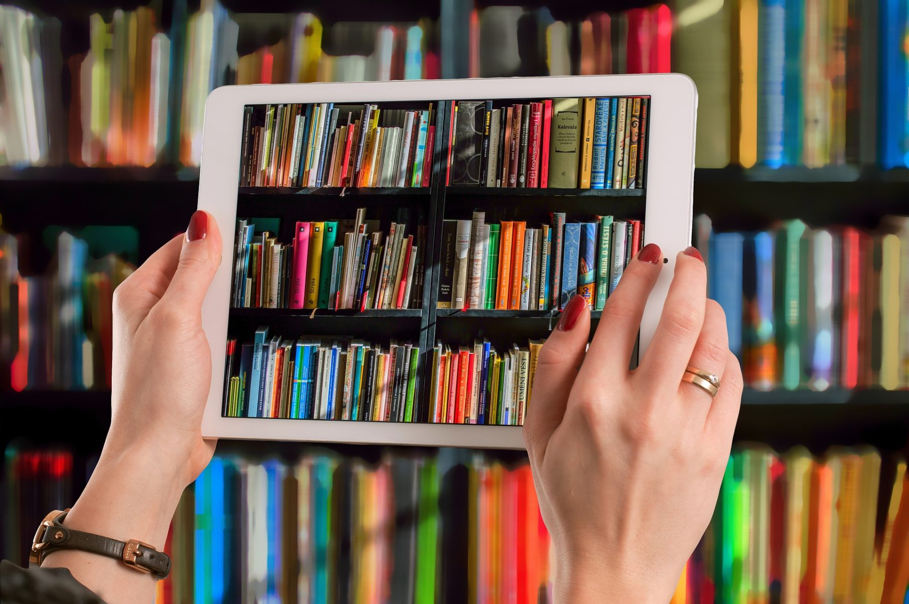 Book consumption